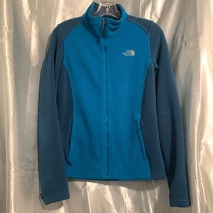 The North Face Fleece Full ZIP Jacket Size Small